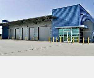 Cargo hangar