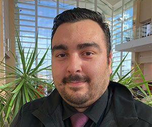 Michael Saldana