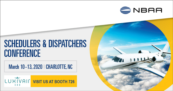 NBAA Schedulers & Dispatchers 2020